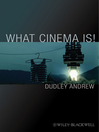 What Cinema Is! (eBook)