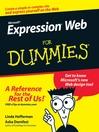 Microsoft Expression Web For Dummies (eBook)
