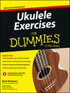 Ukulele Exercises For Dummies (eBook)