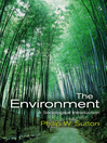 The Environment (eBook): A Sociological Introduction