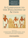 A Companion to the Philosophy of Action (eBook)