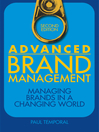 Advanced Brand Management (eBook): Managing Brands in a Changing World