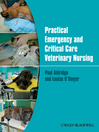 Practical Emergency and Critical Care Veterinary Nursing (eBook)
