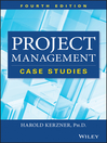 Project Management (eBook): Case Studies