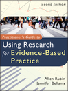 Practitioner's Guide to Using Research for Evidence-Based Practice (eBook)
