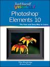 Teach Yourself VISUALLY Photoshop Elements 10 (eBook)