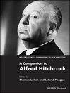 A Companion to Alfred Hitchcock (eBook)