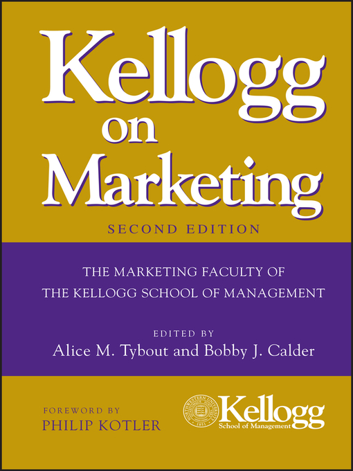 Kellogg on Marketing (eBook)