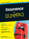 Insurance for Dummies® (eBook)