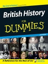 British History for Dummies (eBook)