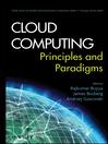 Cloud Computing (eBook): Principles and Paradigms
