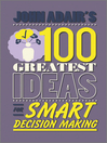 John Adair's 100 Greatest Ideas for Smart Decision Making (eBook)