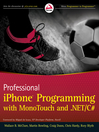 Professional iPhone Programming with MonoTouch and .NET/C# (eBook)