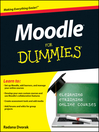 Moodle For Dummies (eBook)