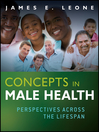 Concepts in Male Health (eBook): Perspectives Across The Lifespan
