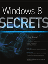 Windows 8 Secrets (eBook)