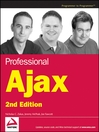 Professional Ajax (eBook)