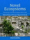 Novel Ecosystems (eBook): Intervening in the New Ecological World Order