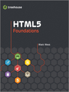 HTML5 Foundations (eBook)