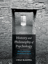 History and Philosophy of Psychology (eBook)