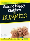 Raising Happy Children For Dummies (eBook)