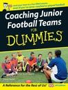 Coaching Junior Football Teams For Dummies (eBook)