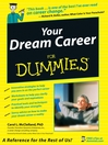 Your Dream Career For Dummies (eBook)