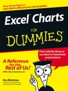 Excel Charts For Dummies (eBook)