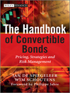 The Handbook of Convertible Bonds (eBook): Pricing, Strategies and Risk Management