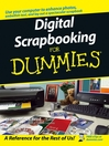 Digital Scrapbooking For Dummies (eBook)
