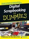 Digital Scrapbooking For Dummies (eBook)