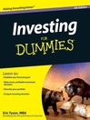 Investing For Dummies® (eBook)