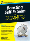 Boosting Self-Esteem For Dummies, UK Edition (eBook)