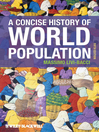 A Concise History of World Population (eBook)