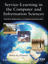 Service-Learning in the Computer and Information Sciences (eBook): Practical Applications in Engineering Education