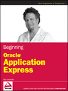 Beginning Oracle Application Express (eBook)