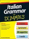 Italian Grammar For Dummies (eBook)