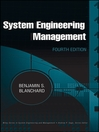 System Engineering Management (eBook)