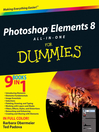Photoshop Elements 8 All-in-One For Dummies (eBook)