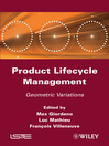 Product Life-Cycle Management (eBook): Geometric Variations