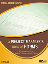 A Project Manager's Book of Forms (eBook): A Companion to the PMBOK Guide