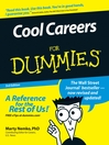 Cool Careers For Dummies (eBook)