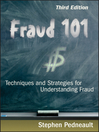 Fraud 101 (eBook): Techniques and Strategies for Understanding Fraud