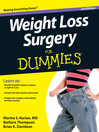 Weight Loss Surgery For Dummies (eBook)