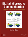 Digital Microwave Communication (eBook): Engineering Point-to-Point Microwave Systems