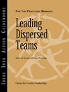 Leading Dispersed Teams (eBook)