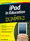 iPad in Education For Dummies (eBook)