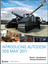 Introducing Autodesk 3ds Max 2011 (eBook)