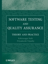 Software Testing and Quality Assurance (eBook): Theory and Practice