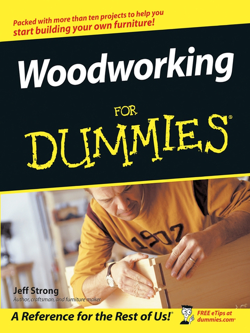 Woodworking For Dummies (eBook)